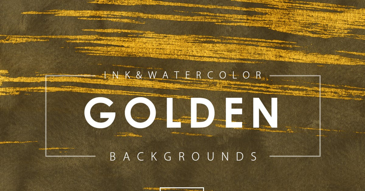 Download Golden Ink Backgrounds 1 by M-e-f