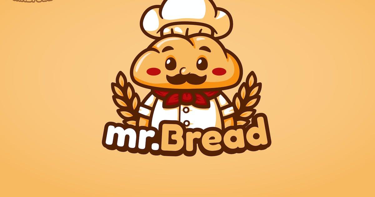Download MR.BREAD - Mascot & Esport Logo by aqrstudio