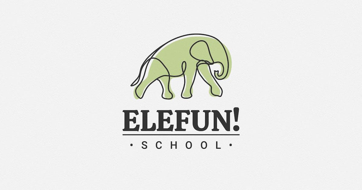 Download Elefun School Logo by telllu