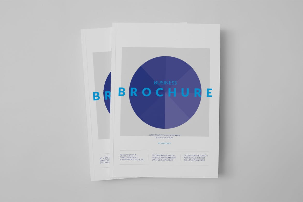Business brochure by moscovita on envato elements for Brochure templates envato