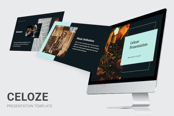 Celoze - Узнать о музыке Google Слайды