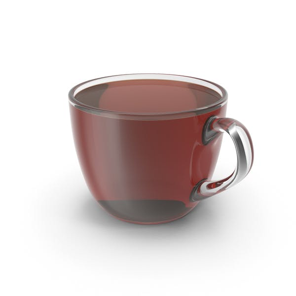 Small Cup with Tea