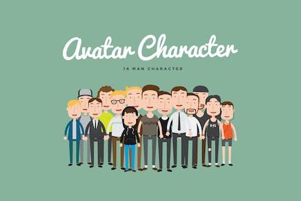 Personaje Avatar