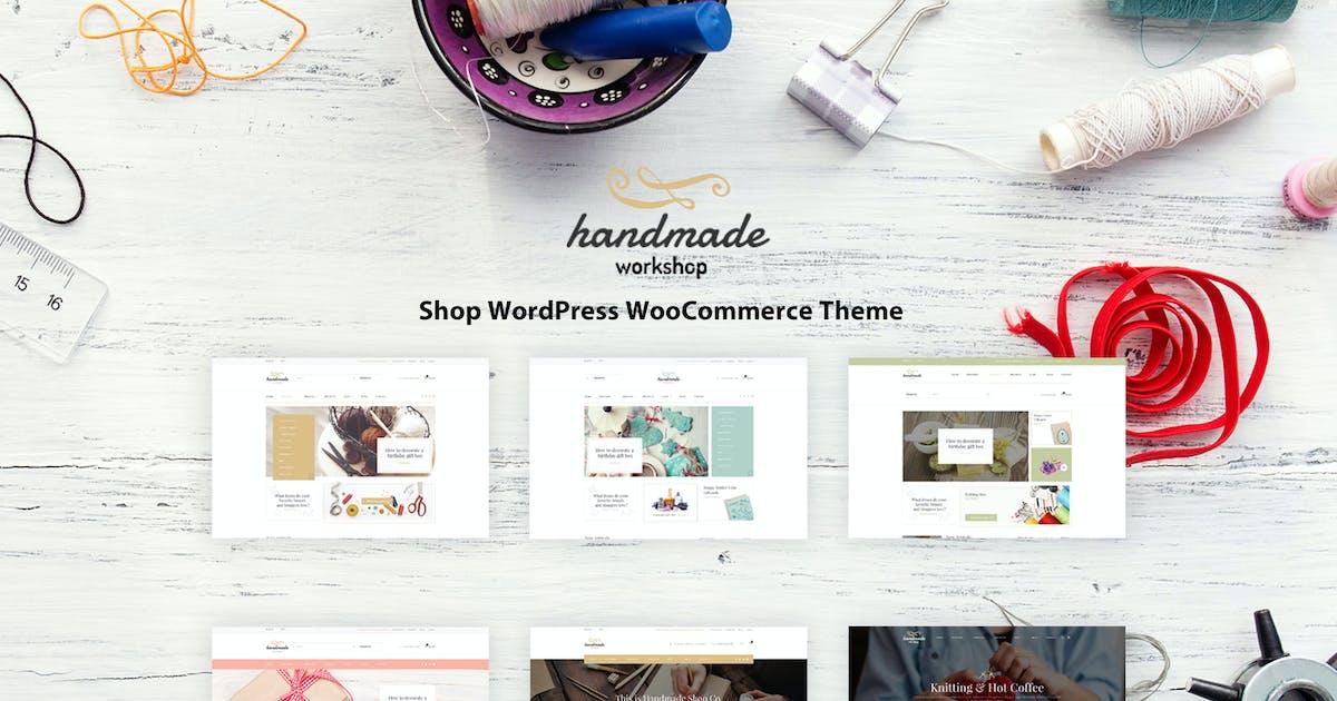 Download Handmade - Shop WordPress WooCommerce Theme by G5Theme