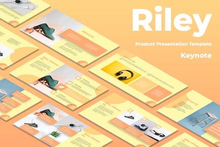шаблоны презентаций Keynote продукта