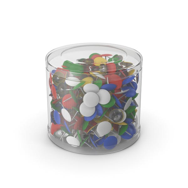Пластиковая коробка ThumbTack