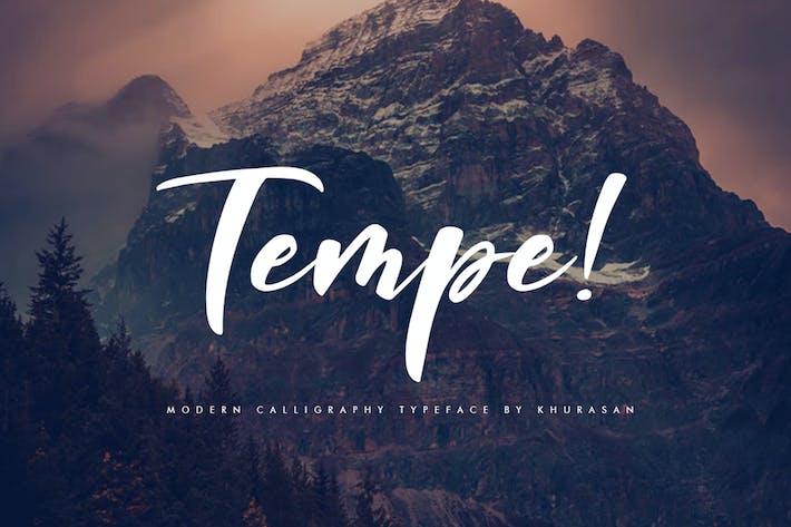 Cover Image For Tempe! Script