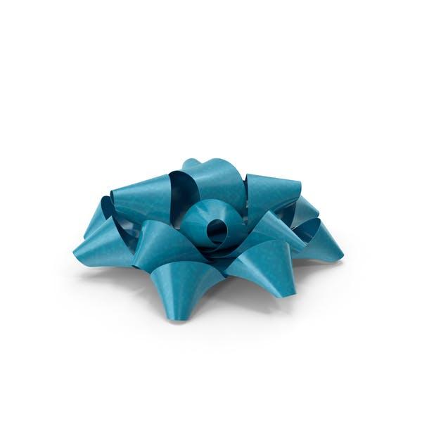 Blaue Schleife