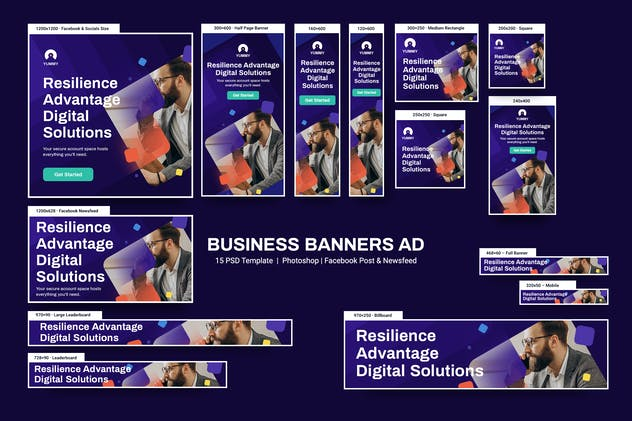 Business Banners Ad