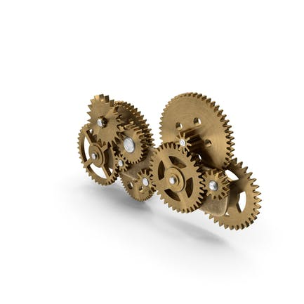 Gear Mechanism Bronze