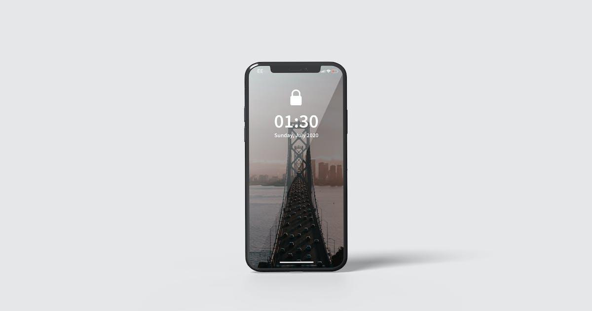 Download Smartphone Mockup by IanMikraz