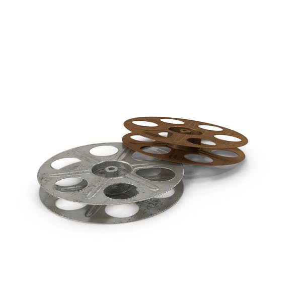 Cover Image for Empty Film Reels