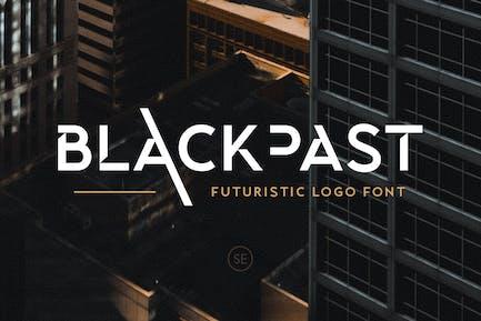 Blackpast - Fuente del Logo futurista