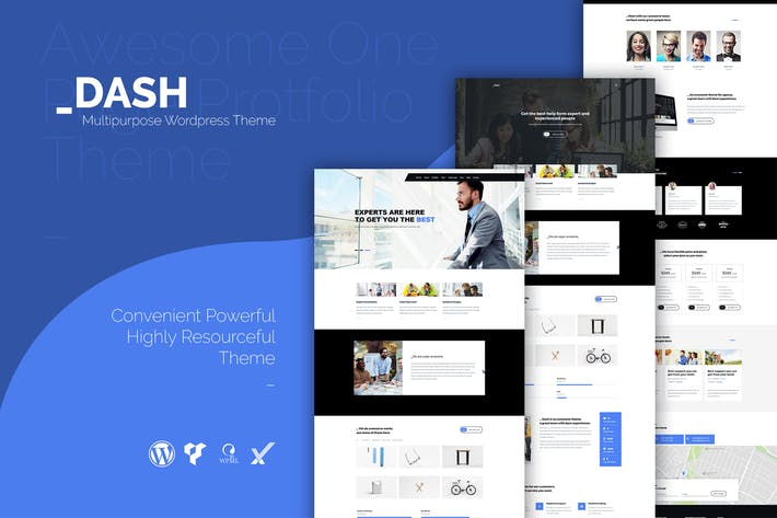 Thumbnail for Dash - Creative Business Theme