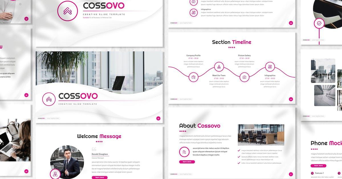 Download Cossovo - Business Prensentation Template by designesto