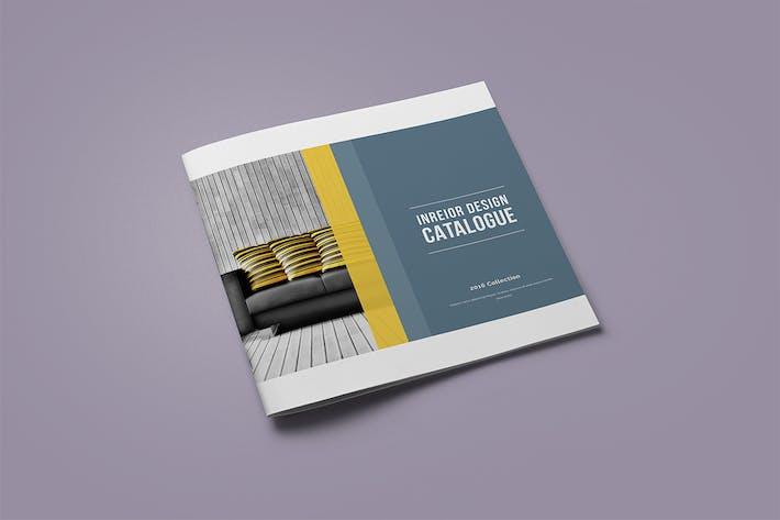 Thumbnail for Square Portfolio Catalogue 02