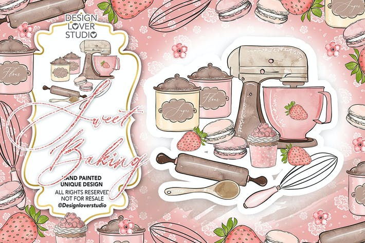 Thumbnail for Sweet Baking design