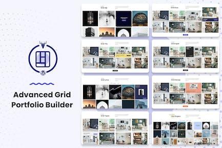 Advanced Grid Portfolio Builder