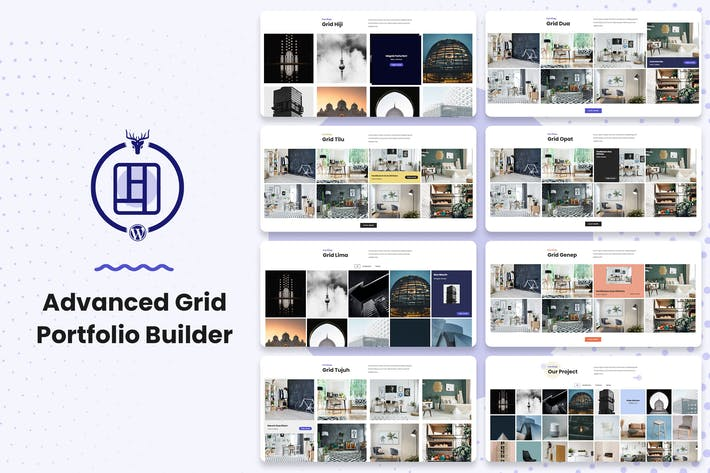 Thumbnail for Erweiterte Grid Portfolio Builder