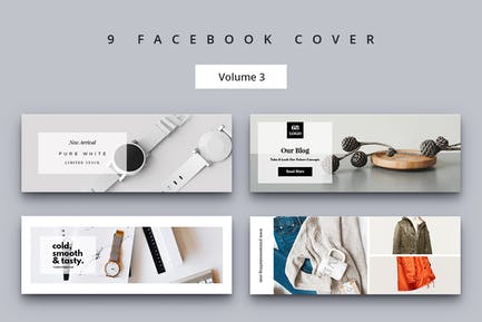Facebook Cover Vol. 3