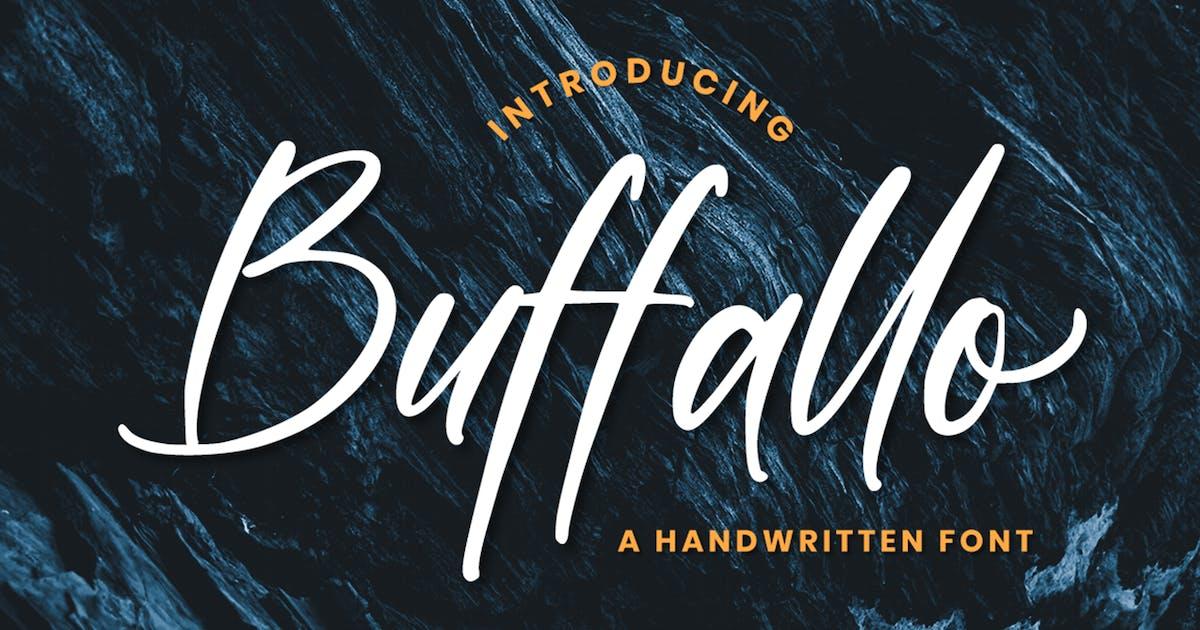 Download Buffallo - Movie Font by RockboyStudio