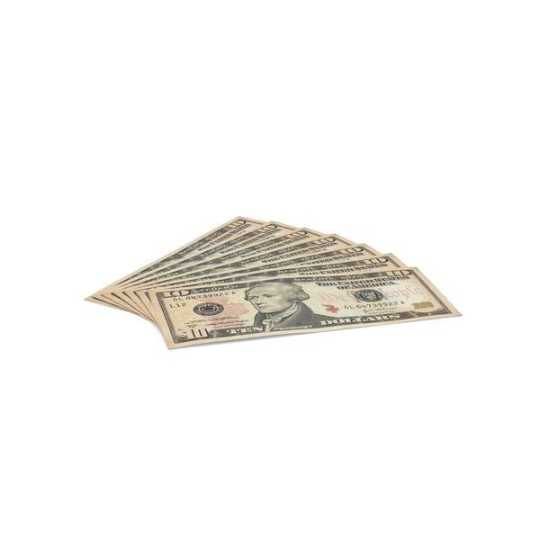 Thumbnail for 10 Dollar Bills