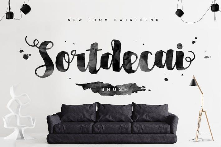 Thumbnail for Sortdecsai - Cepillo de escritura