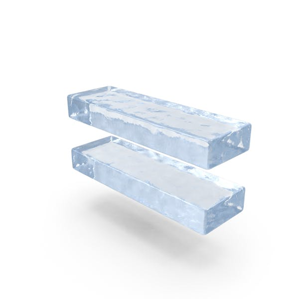 Ice Equal Symbol