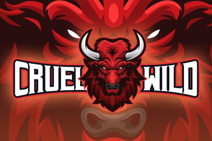 Thumbnail for Bull Head Esport Logo