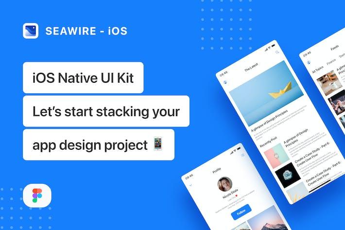 iOS Native UI Kit - SeaWire
