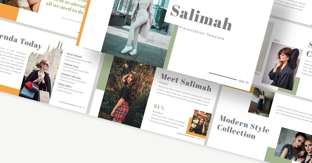 Download Salimah - Powerpoint Template by Macademia