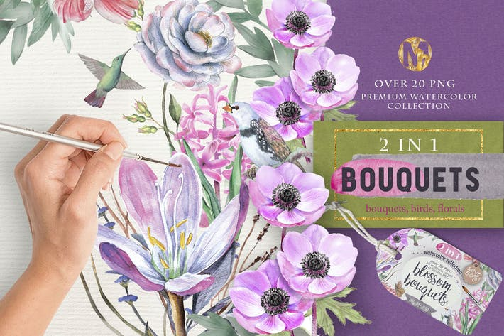 Thumbnail for Blossom bouquets
