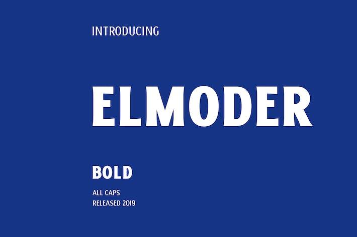Thumbnail for ELMODER BOLD
