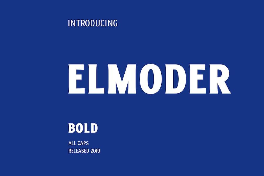 ELMODER BOLD