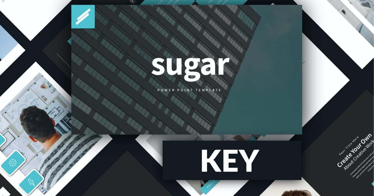 Download Sugar Business Keynote - LS by templatehere