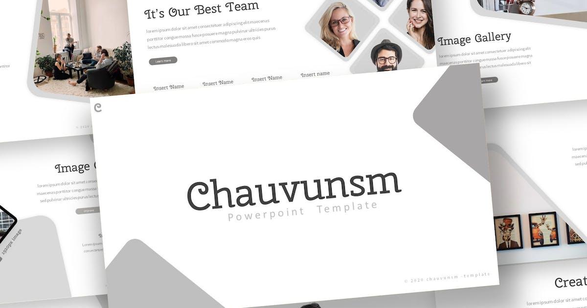 Download Chauvunsm - Keynote Template by inspirasign