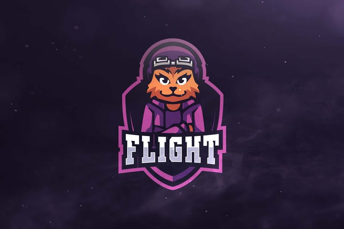 Thumbnail for Flight Sport and Esports Logos
