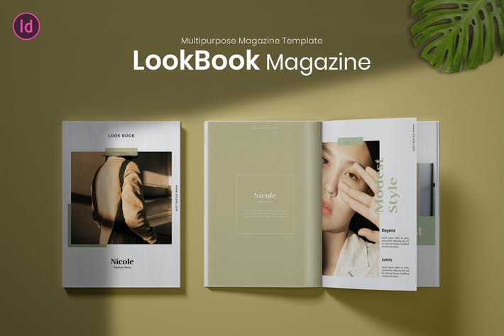 Thumbnail for Look Book Magazine