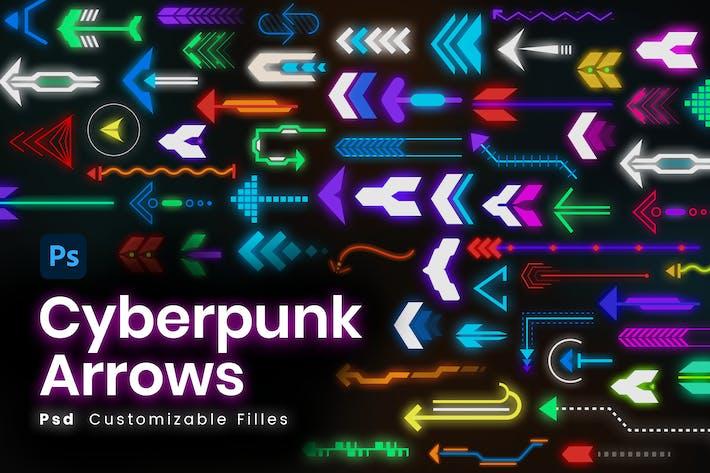 Cyberpunk Arrows
