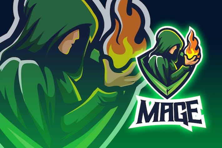 Thumbnail for Wizard Esport Logo