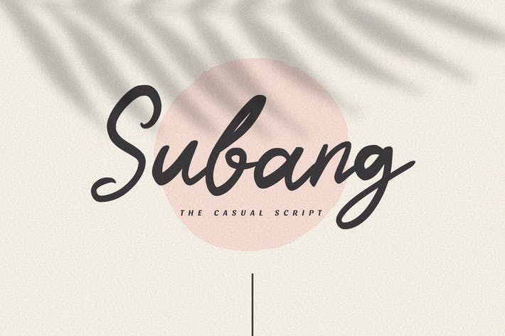 Thumbnail for Subang - El guión casual