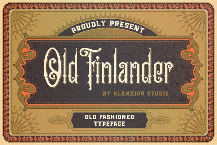 Thumbnail for Old Finlander