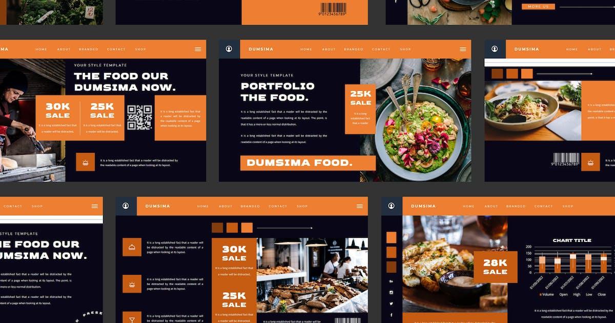 Download DUMSIMA Powerpoint Template by axelartstudio