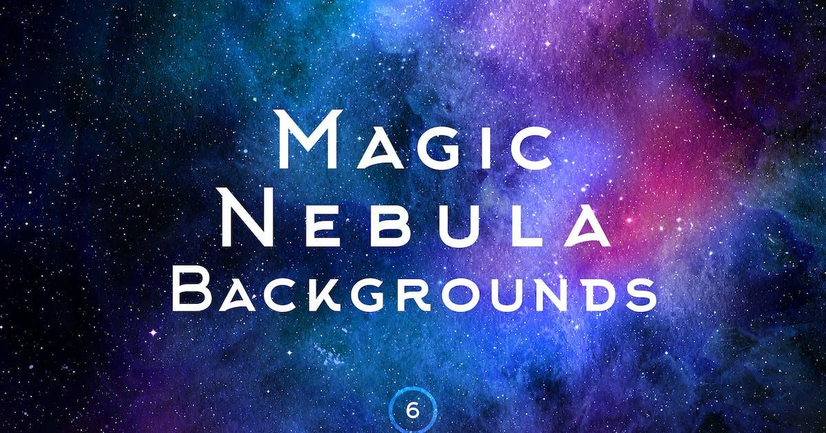 Download Magic Nebula Backgrounds by FreezeronMedia
