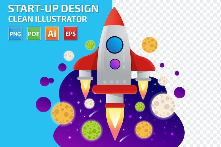 Thumbnail for Start-Up Design