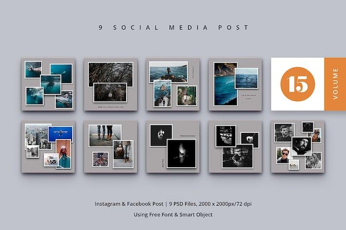Thumbnail for Social Media Post Vol. 15