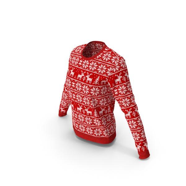 Women Winter Round Neck Sweatshirt