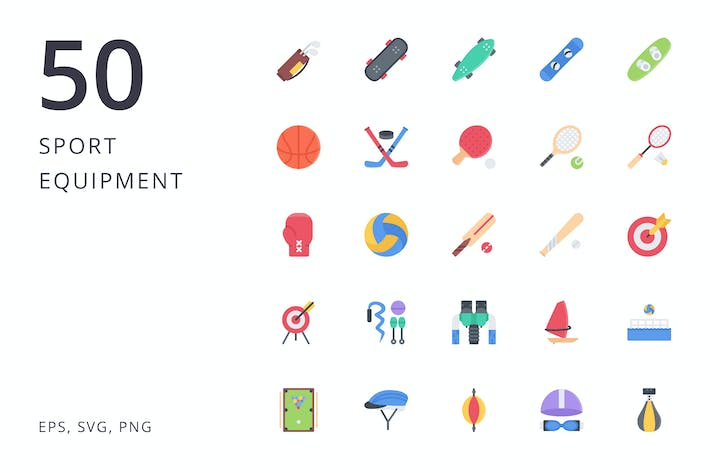 Thumbnail for the sport equipment icons 50