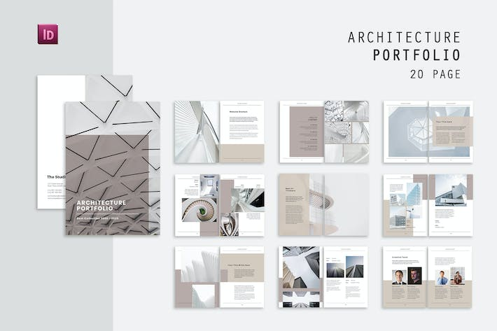Thumbnail for Best Architecture Brochure