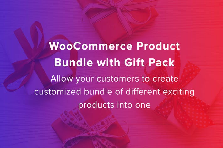 Thumbnail for WooCommerce Product Bundle with Gift Pack